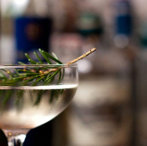 Njord Gin Martini