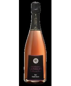 Champagne Langlet Rose Grande Reserve