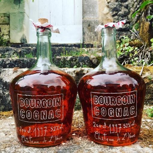 Cognac Bourgoin Vintage