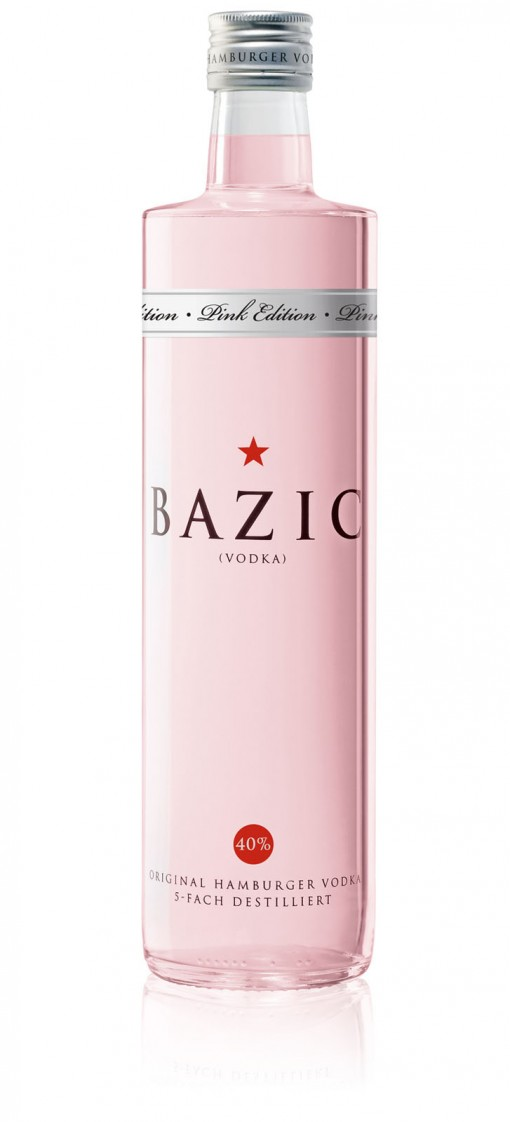 Bazic Vodka Pink Edition