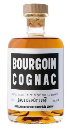 Bourgoin Cognac Brut de Fut XO 1994