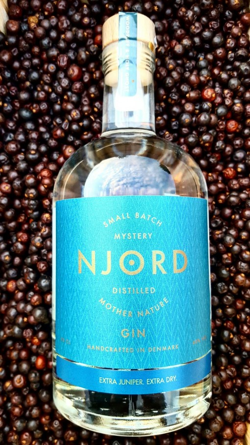 Njord Gin Mother Nature extra dry