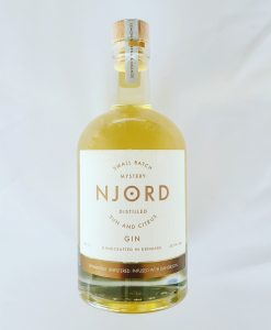 Njord Gin Sun and Citrus infused