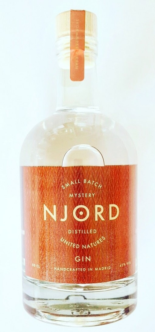 Njord Gin United Natures