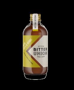 Bitter Union Lemon Hops Herbs