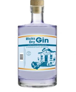 Ricks Blue Gin