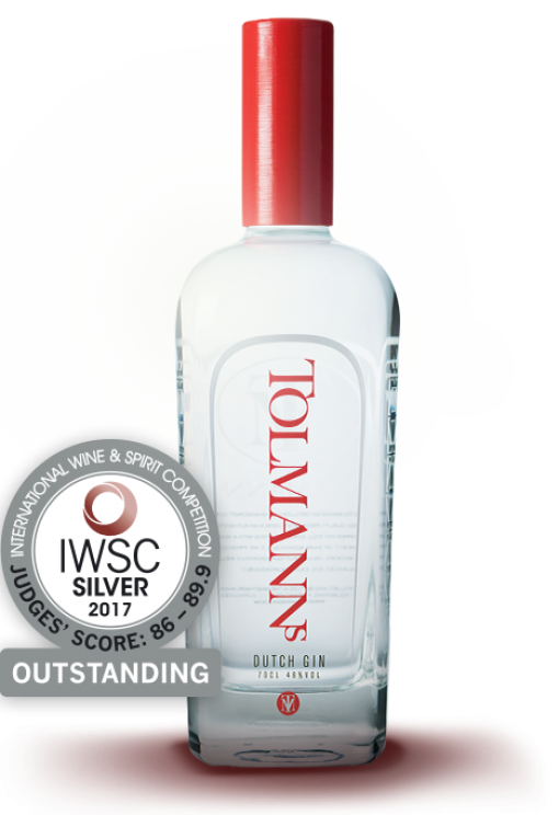 tolmanns gin