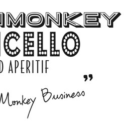 Drunken Monkey Limoncello
